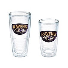 image of Tervis® NFL Baltimore Ravens Sequin Tumbler