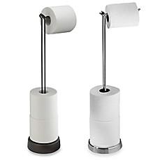 InterDesign® Classico Toilet Paper Stand Plus