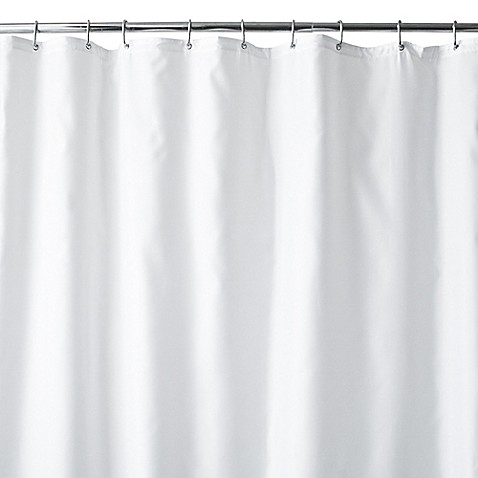 Shower Curtain Liners - Fabric, Extra Long & Kids Shower Curtains ...