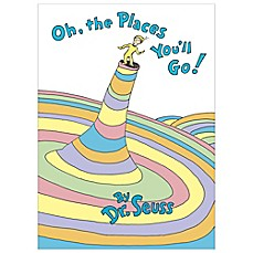 image of Oh, the Places You'll Go! By Dr. Seuss