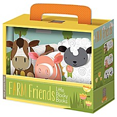 image of Blocky Book Set: Farm Friends by Kathy Ireland