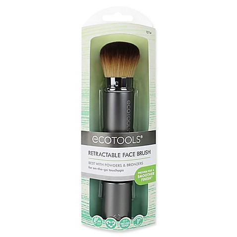 EcoTools® Retractable Kabuki Brush