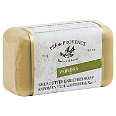 image of Pre de Provence French Quad Milled Soap Fragrance in Verbena
