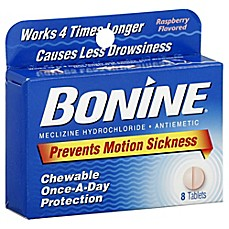 image of Bonine® 8-Count Chewable Motion Sickness Tablets
