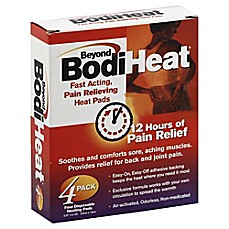 image of Beyond Bodi Heat 4-Pack Disposable Heat Pads
