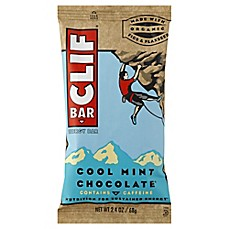 image of Clif Bar 2.4 oz. Energy Bar in Cool Mint Chocolate