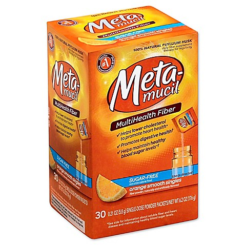 buy metamucil sunrise sugar free 30 packet multihealth fiber in orange from bed bath beyond. Black Bedroom Furniture Sets. Home Design Ideas