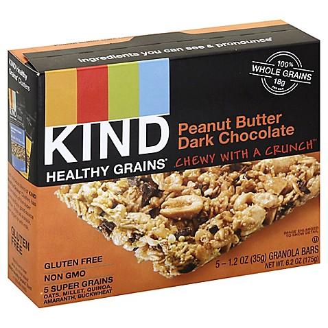 Kind Dark Chocolate Granola Nutrition