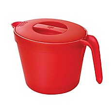 image of Kuhn Rikon Microwave Pot in Red