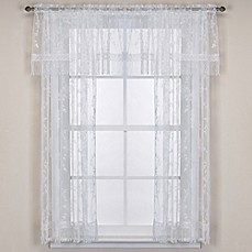 image of Downton Abbey® Yorkshire Collection Lace Window Curtain Panel