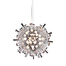 image of Zuo® Pure Extravagance 10-Light Ceiling Lamp