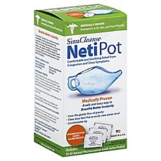 image of SinuCleanse® Neti Pot Nasal Wash System
