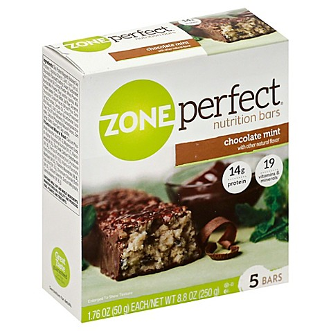 Zone Perfect Nutruition Chocolate Mint