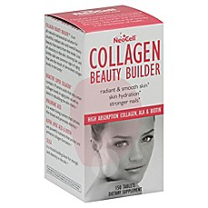 image of Neocell 150-Count Collagen Beauty Builder Tablets