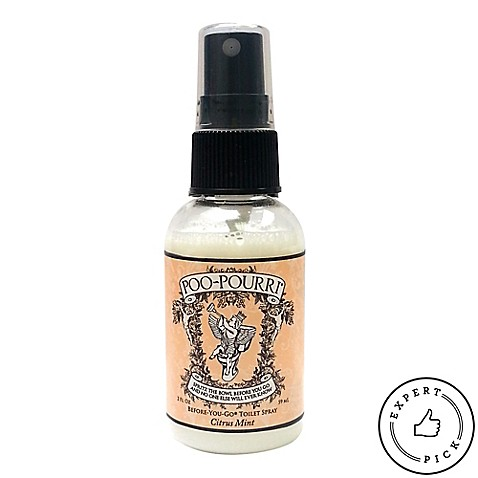 Poo Pourri Before You Go 2 Oz Toilet Spray In Citrus Mint Bed Bath Beyond