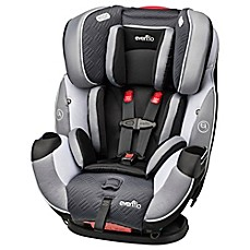 image of Evenflo® Symphony DLX All-In-One Car Seat in Concord
