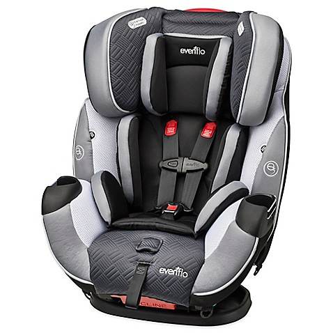 evenflo symphony dlx all in one car seat in concord buybuy baby. Black Bedroom Furniture Sets. Home Design Ideas