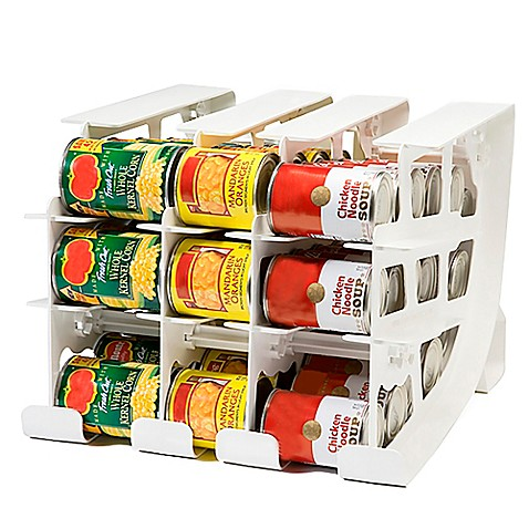 Can Tracker Food Storage Organizer
