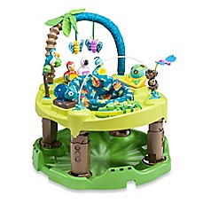 image of Evenflo® ExerSaucer® Triple Fun™ Life in the Amazon Activity Learning Center™