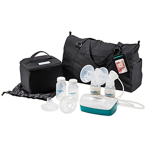 Evenflo® Deluxe Advanced Double Electric Breastpump