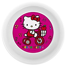 image of Zak! Designs® Hello Kitty® Kid's Bowl