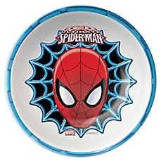 image of Zak! Designs® Marvel® Spider-Man Kid's Bowl