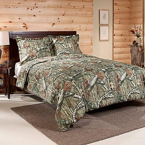 Gentil Mossy Oak Break Up Infinity Comforter Set