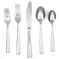 image of Cambridge® Silversmiths Arden Satin 40-Piece Flatware Set (Service for 8)