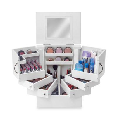Lori Greiner Deluxe Cosmetic Organizer Box Bed Bath Beyond