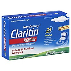 image of Claritin® 30-Count 24 Hour Redi Tablets