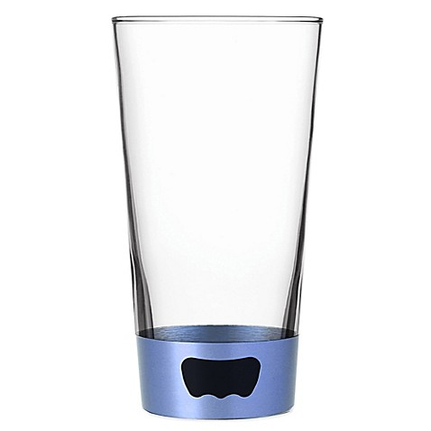 buy pint glass opener in blue from bed bath beyond. Black Bedroom Furniture Sets. Home Design Ideas