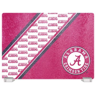 image of University of Alabama Tempered Glass Cutting Board