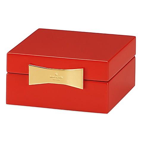 Buy Kate Spade New York Garden Drive Square Jewelry Box