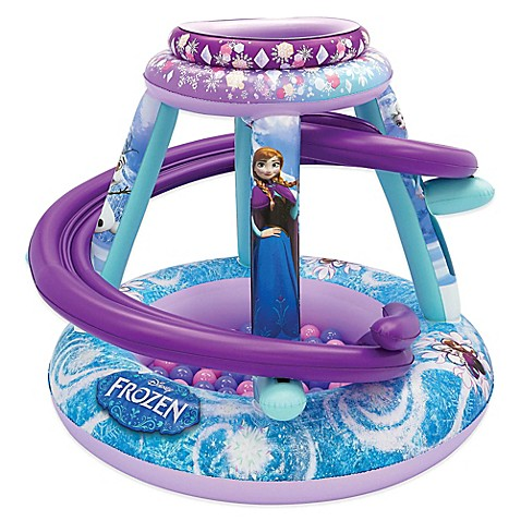Image Of Disney® Frozen Forever Sisters Playland With 50 Balls
