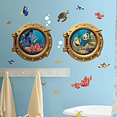image of Disney® Finding Nemo Peel and Stick Giant Wall Decals