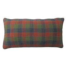 image of Donna Sharp Campfire Square Rectangle Throw Pillow