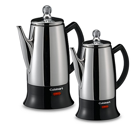 Cuisinart® Classic 12-Cup Electric Coffee Percolator - Bed Bath & Beyond