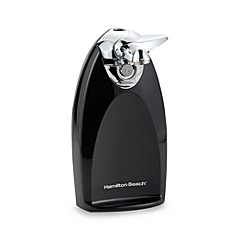 image of Hamilton Beach® Classic Chrome Heavyweight Electric Can Opener