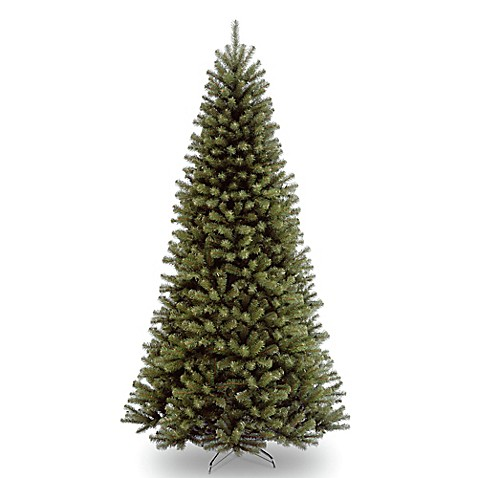 National Tree Company 9-Foot North Valley Spruce Christmas Tree