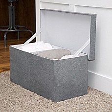 image of jj cole storage bench