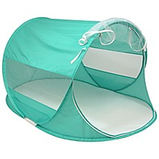 image of Redmond Beach Baby Pop-Up Shade Super Dome in Turquoise