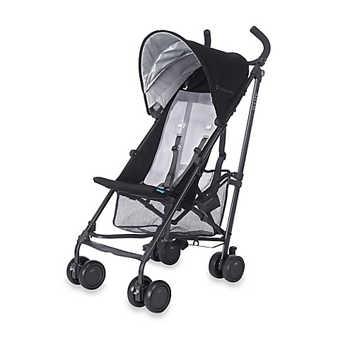 how to close a uppababy stroller