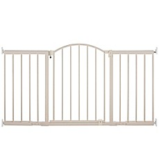 image of HOMESAFE™ by Summer Infant® Metal Expansion Gate 6-Foot Wide Walk Thru