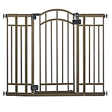 HOMESAFE™ By Summer Infant® Multi Use Deco Extra Tall Walk Thru Gate