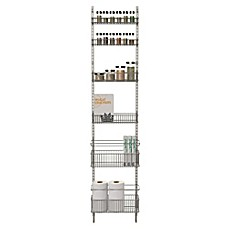 image of .ORG Premium Over-the-Door Steel Frame Pantry Organizer