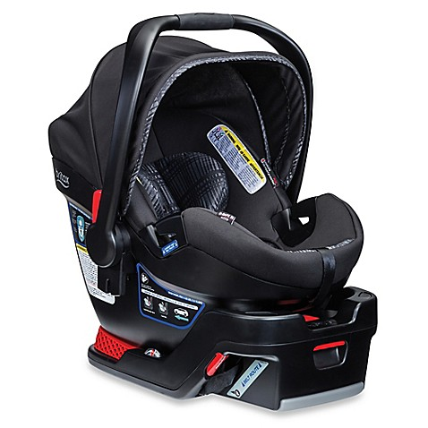 britax b safe 35 elite infant car seat in domino bed bath beyond. Black Bedroom Furniture Sets. Home Design Ideas