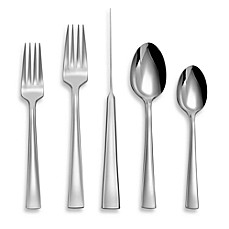 image of kate spade new york Flatiron™ Flatware 5-Piece Place Setting