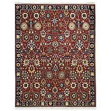 image of Karastan English Manor Cambridge Rug in Red