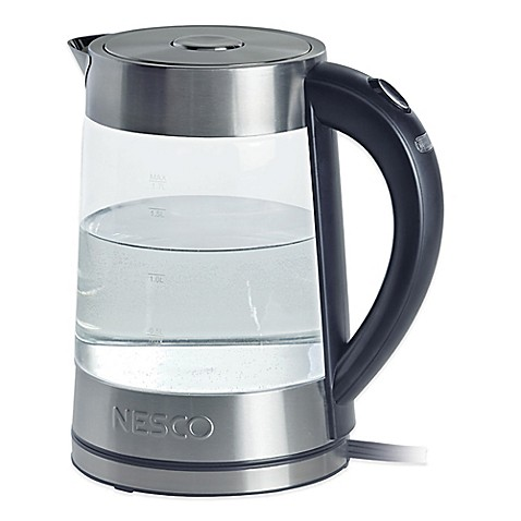 Nesco 174 Electric Water Kettle Bed Bath Amp Beyond
