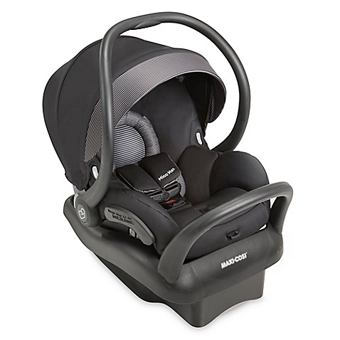 buy maxi cosi mico max 30 infant car seat in devoted black from bed bath beyond. Black Bedroom Furniture Sets. Home Design Ideas